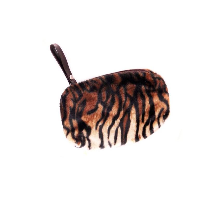 Pochette tigre