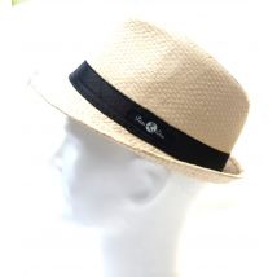 Chapeau Panama pour femme ou homme en paille/papier